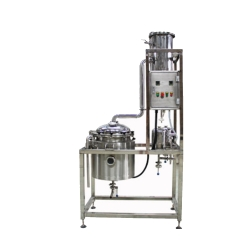 Essential oil distiller/vacuum distillation unit