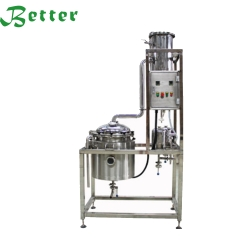 Lab Scale 50L Steam Oil Distillation Plant